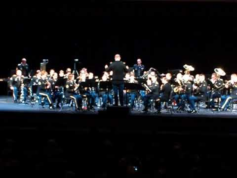 Stars and Stripes for Christmas - 43rd Army Band, Nebraska National Guard