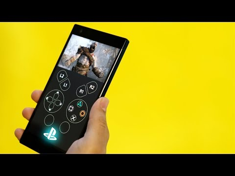 Play Any PS4 Game On Your Phone!