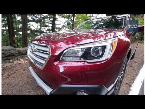 2015 Subaru Outback Video Road Test