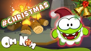 Om Nom Stories - Warm & Cosy Inside | Full Episodes | Cut the Rope | Cartoons for Kids