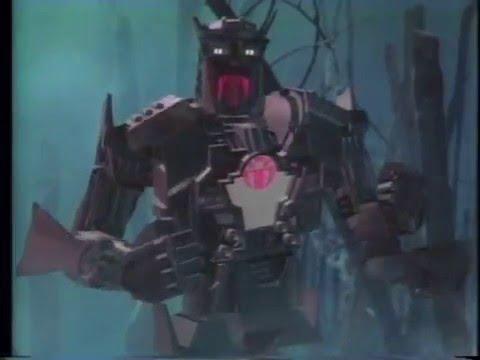 Captain Power CGI (1988)