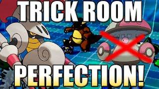 EPIC Trick Room! Pokemon Omega Ruby Alpha Sapphire WiFi Battle! Fan Fridays #423 TOMMY