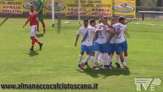 Serie D Girone E Albalonga-Grosseto 1-1