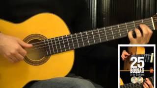 Jouez 25 Bossa Nova à la Guitare - #3