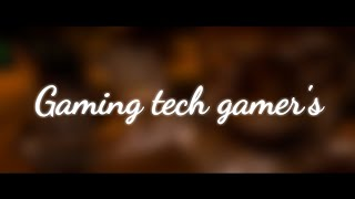 CHANNEL TRAILER  || FOR NEW VISITERS || CLICK HERE UP || BY GAMING TECH GAMER