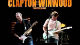 Eric Clapton and Steve Windwood - Can't Find My Way Home (Live)