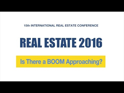 Invitation: Real Estate 2016 - Is There a BOOM Approaching?