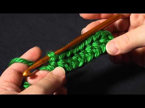 How to Crochet: Half Double Crochet (hdc)