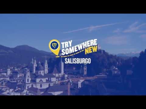 Scopri Salisburgo con Ryanair