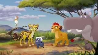 New Series! | The Lion Guard | Disney Junior