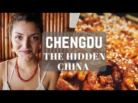 CHENGDU CHINA TRAVEL -  WHAT TO DO IN CHENGDU - LESHAN BUDDHA - PANDA
