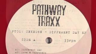 PT01: Unknown - Love & Happiness (James Johnston Remix)