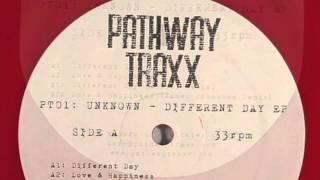 PT01: Unknown - Love & Happiness (James Johnston Remix)