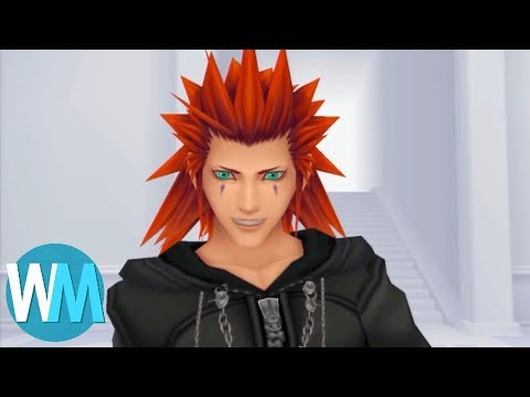 Top 10 Characters from Kingdom Hearts