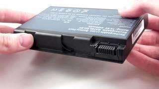 Baterie do notebooků