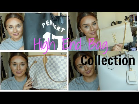 High End Bag Collection | SophieBBeauty