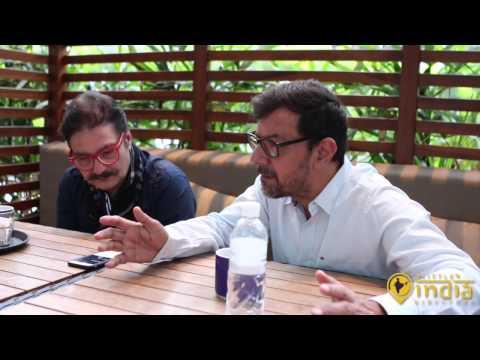 Rajat Kapoor & Vinay Pathak  for Hamlet  The Clown Prince