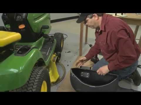 how to fix lawn mower cord won& 39