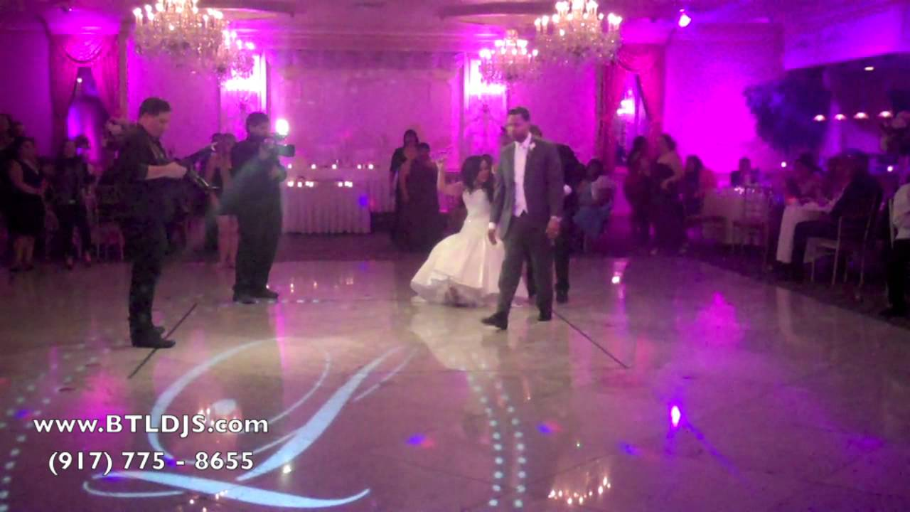Wedding at Villa Barone (Bronx, NY) with DJ - YouTube