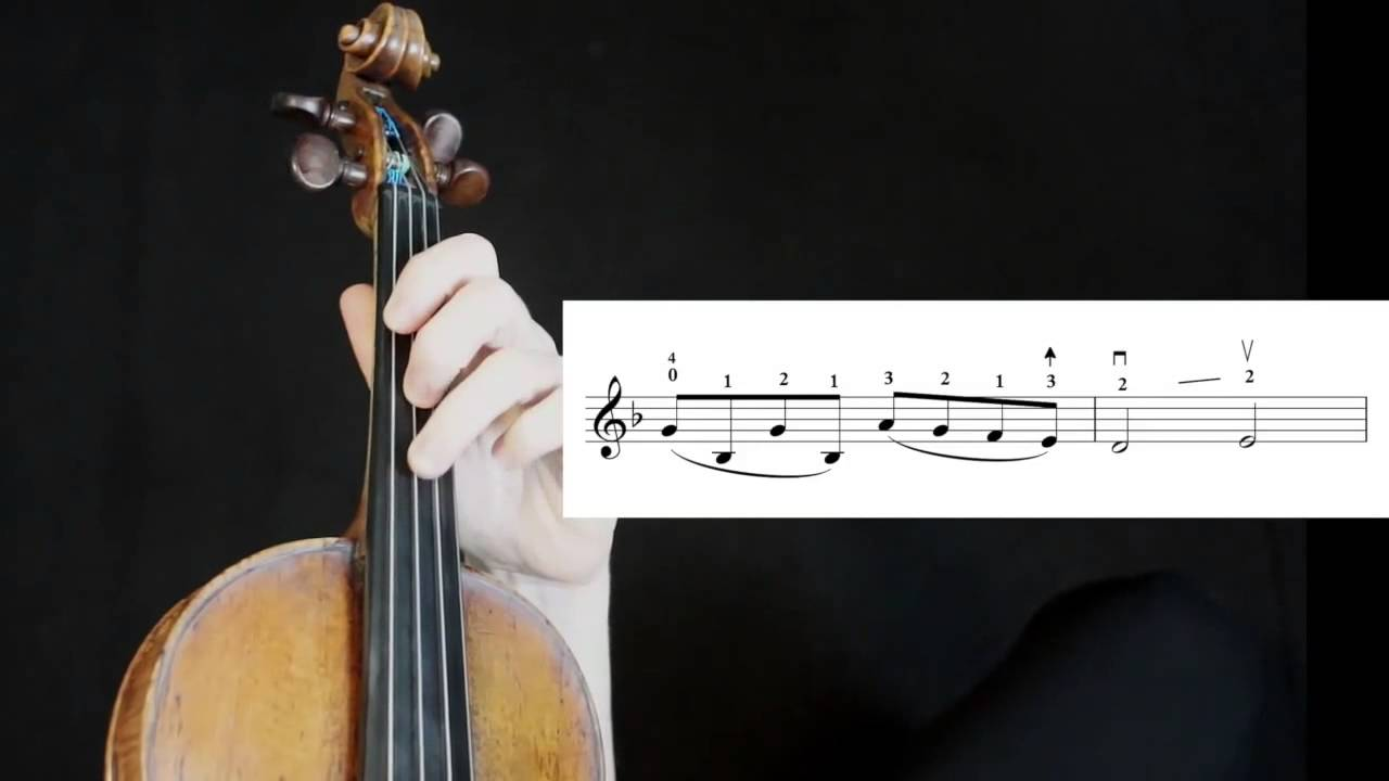 Best places to learn violin on Youtube | אריאלה צייטלין