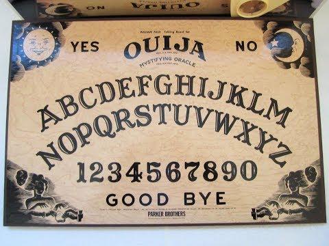 Magick II Ep. 5 II Designing a Ouija board