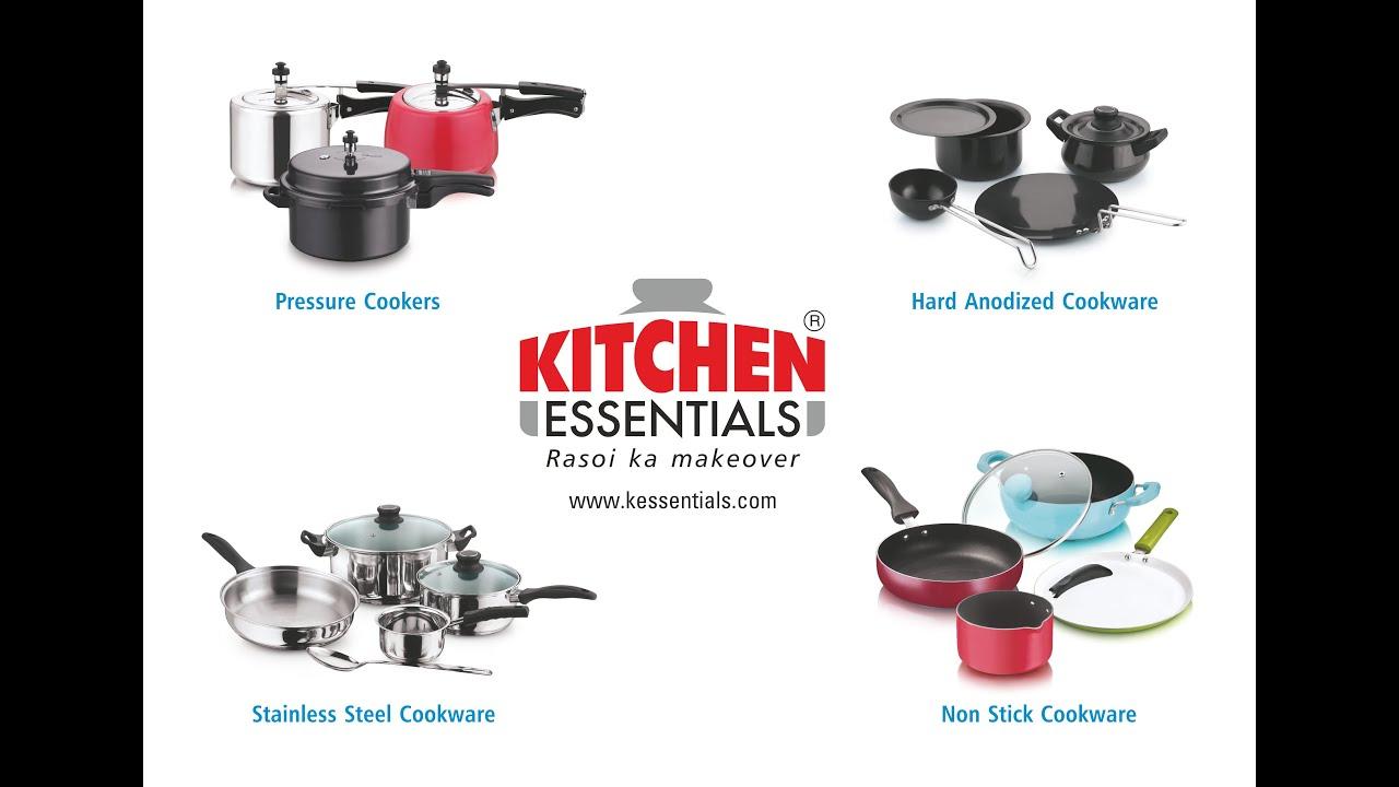 Kitchen Essentials TVC