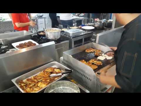 Lunch Preparation ( Forum Talk ) - Crew Skills International