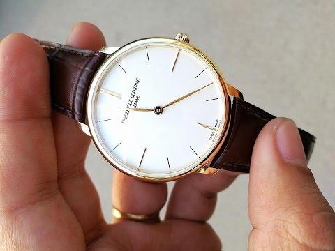 Часы Frederique Constant FC-200V5S35 Часы Armani Exchange AX5377