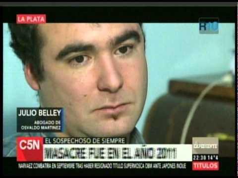 C5N - El Expediente: Cuadruple crimen de la Plata (Parte 3)