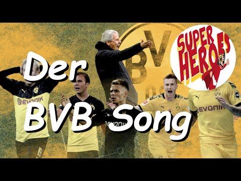 Der BVB Song von Super Heroes