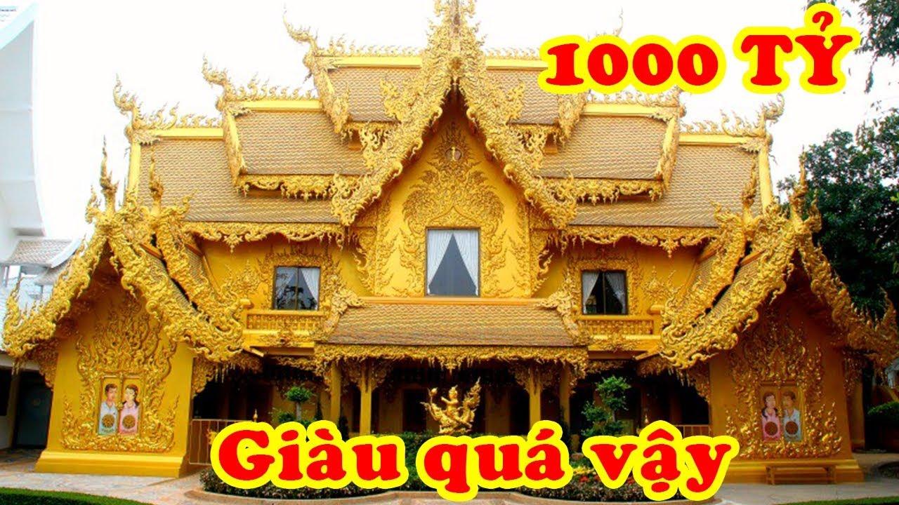 5 Biệt Thự Dát Vàng Của Đại Gia Việt Khiến Thế Giới Choáng Ngợp