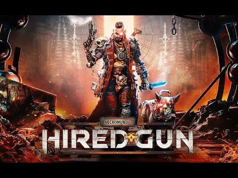 NECROMUNDA Hired Gun - Level 1 walkthrough |