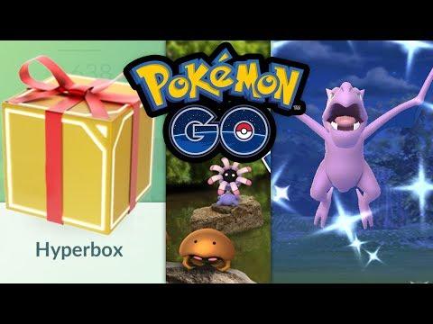 Neue Shinys! Alle Infos zum Abenteuer-Event 2018   Pokémon GO Deutsch #629