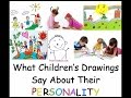 How To Decode Your Child's Drawings