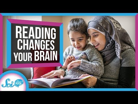 If You're Reading This, You've Reshaped Your Brain