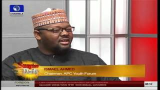 This Is How Apc Plans To Bring 'change' To Nigeria, Ahmed Speaks Pt.1
