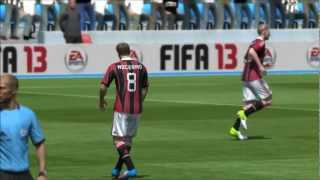 FIFA 13 DEMO Gameplay ITA HD