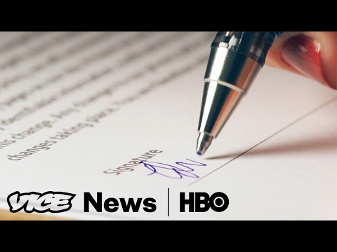 The Contract Clause That No One Reads (HBO)