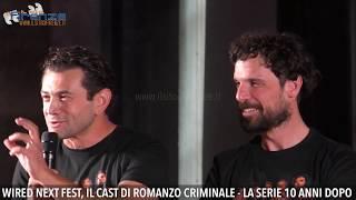 Romanzo Criminale La serie, il cast si ritrova 10 anni dopo