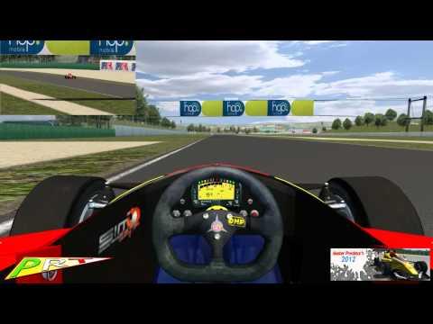 Predator's 1000 cc Misano onboard - Master Predator by Sim Racing World