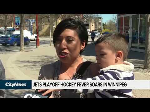 Winnipeg Jets step into new territory