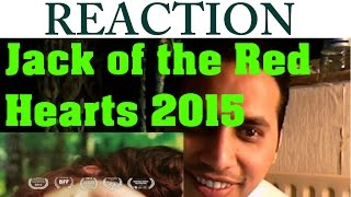 Jack of the red hearts Offical Trailer REACTION!!!