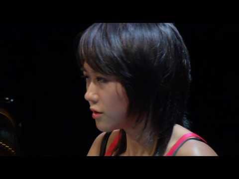 Joshua Bell, Yuja Wang Schumann, Three Romances, op  94 Verbier Festival, 28 07 10