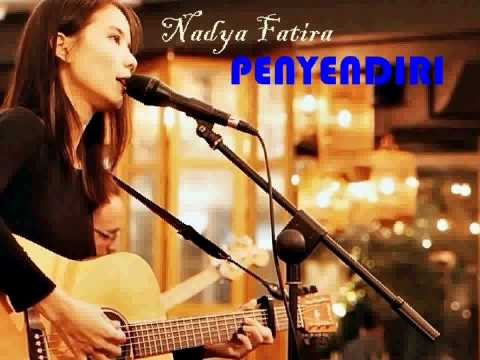 Penyendiri Nadya Fatira Karaoke No Vocal