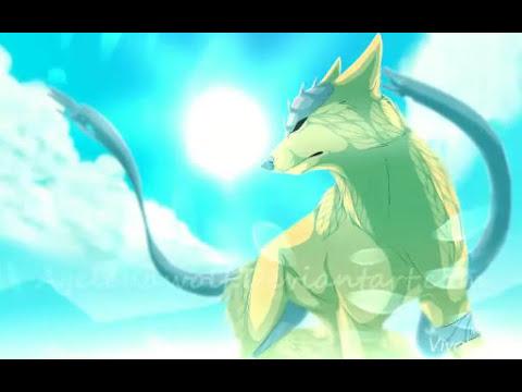 Anime Wolves-I Just Wanna Run