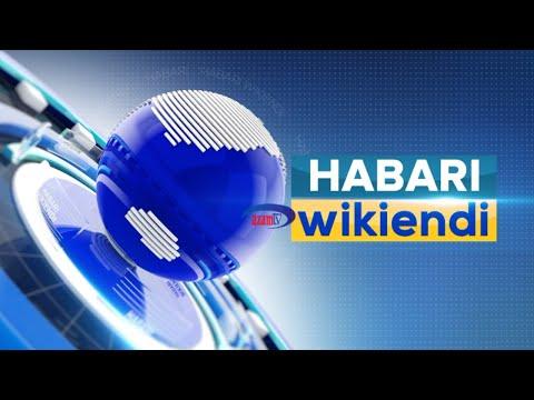 Download LIVE: : HABARI WIKIENDI  -  AZAM TV   29/12/2019