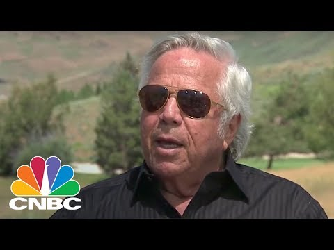 Patriots' Robert Kraft And NY Mets' Jeff Wilpon Among First Owners In E-sports Overwatch | CNBC