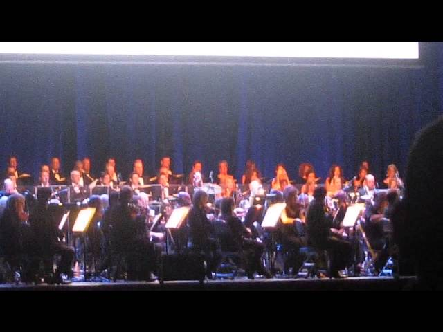 Danny Elfman - Batman - The Hydro, Glasgow 09/10/2013 Travel Video
