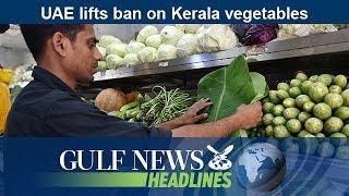 GN Headlines - UAE lifts ban on Kerala vegetables