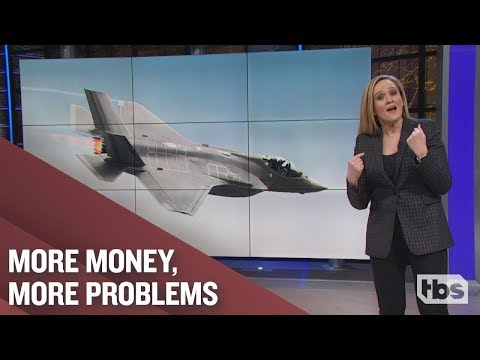 Military Spending | January 30, 2019 Act 2 | Full Frontal on TBS